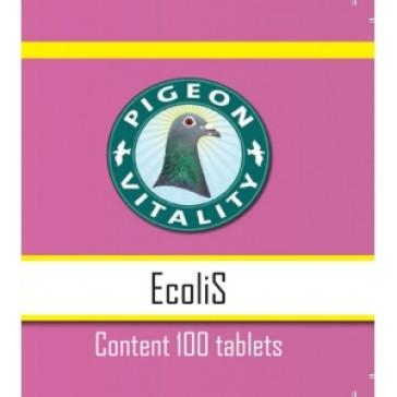 EcoliS (100 capsules)  Infections légères à E. coli