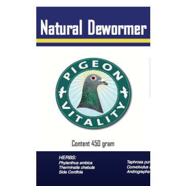 Natural Dewormer  (450g)
