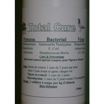 Total Cure (50ml) BR50013