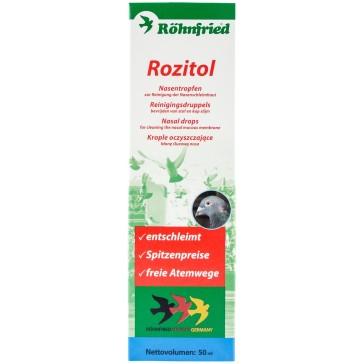 Rozitol (50ml) Des gouttes qui purifient le nez.