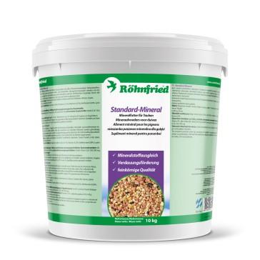 Standard Mineral (10kg) Est un produit naturel pur.