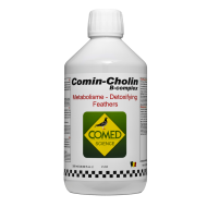 Comed Comin-Cholin B Complex  Pigeon (500 ml)   BR30011
