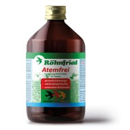 Röhnfried Atemfrei (500ml)  Feeding recommendations for racing pigeons: