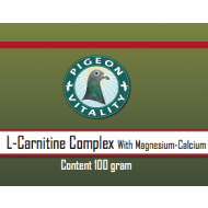 Pigeon Vitality L-Carnitine Complex  (100g)